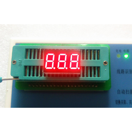 (3631AS) Segment 3Digits Cathode 14*23mma