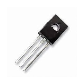 BD139 / TO-126 - Transistor - THD