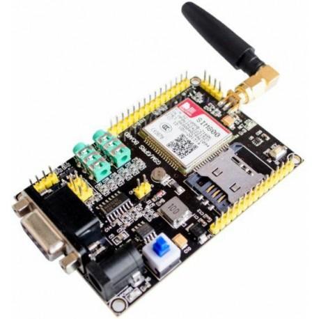 برد کاربردی ماژول SIM800