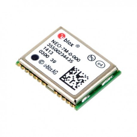 ماژول GPS U-blox NEO-6M