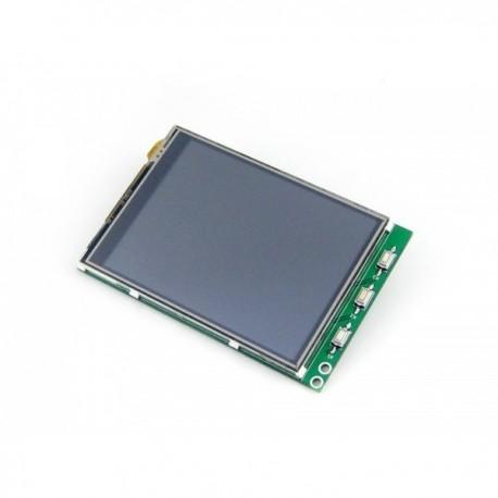 ماژول درایور TFTLCD دارای کنترلر تاج مقاومتی FT800
