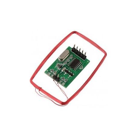 ماژول RFID چیپ RC522 با قابلیت خواندن و نوشتن - دارای فرکانس 13.56MHz و ارتباط TTL