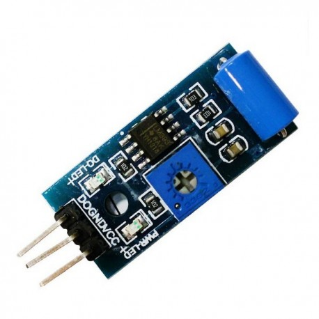 ماژول بیسیم زیگبی CC2530 بردبالا همراه با آنتن - Serial UART Zigbee wireless module
