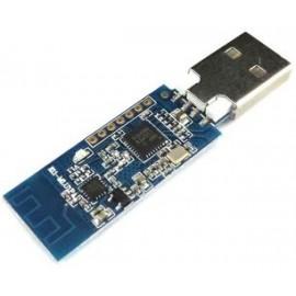 ماژول ترنسیور NRF24L01P + PA + LNA با رابط USB و برد 1000متر