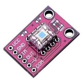 ماژول سنسور تشخیص شدت نور محیط OPT101