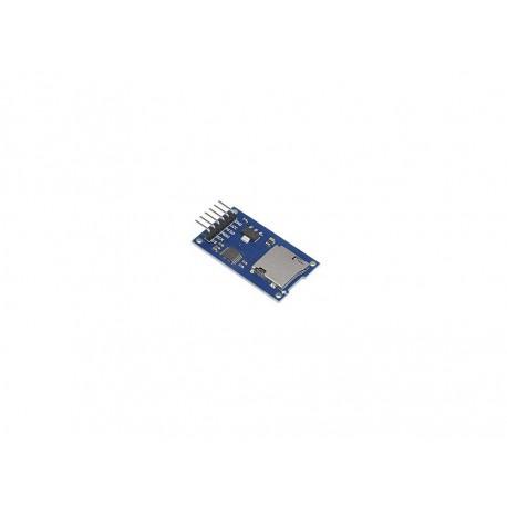 ماژول کارتخوان میکرو SD - ماژول میکرو اس دی Micro-SD/TF