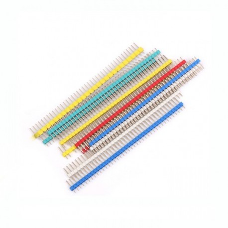 PIN HEADER 1*40 MALE 2.54mm