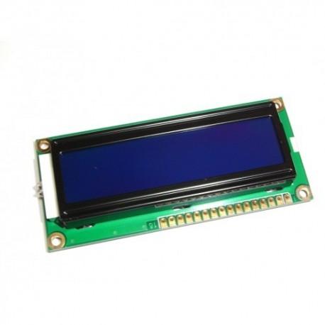 LCD کاراکتری 2*16 بک لایت آبی