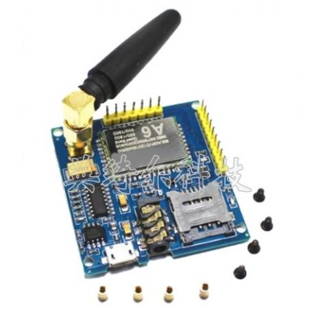 ماژول GSM با تراشه A6