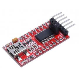 ماژول مبدل USB به سریال با تراشه FT232RL