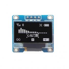 صفحه نمایش 0.96 اینچ I2C 128 * 64 - OLED - تک رنگ