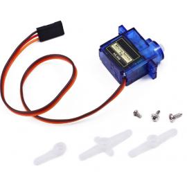 سرو موتور T-Pro Mini Servo SG90 9G Servo با زاویه گردش 90-180 درجه