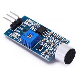 ماژول میکروفون برای تشخیص شدت صدا در محیط