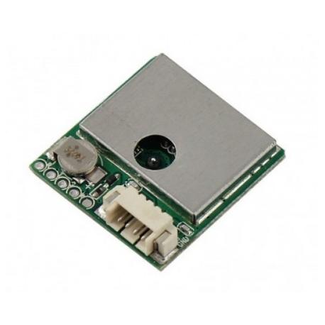 ماژولUblox7 GPSدارای ارتباط سریال همراه با آنتن