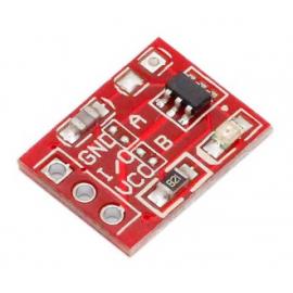 ماژول مینی سنسور خازنی تاچ ( لمسی ) TTP223