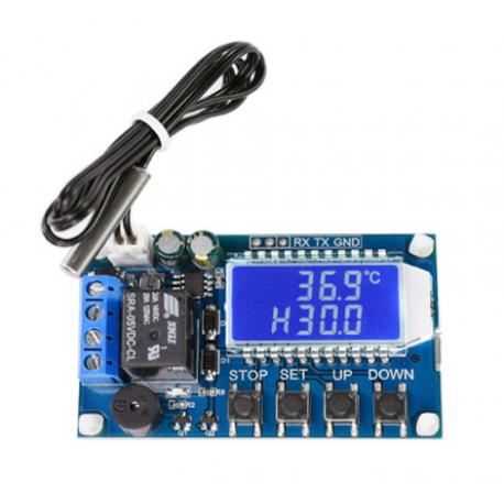ماژول ترموستات دیجیتال دما مدل XY-T01