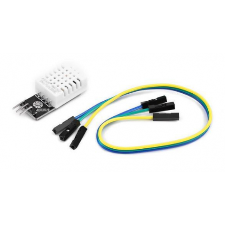 ماژول سنسور رطوبت و دما DHT22