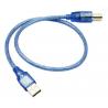 کابل USB نیم متری مناسب برای آردوینو