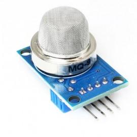 ماژول سنسور گاز مونوکسید کربن و گاز های قابل اشتعال MQ-9 بدنه فلزی