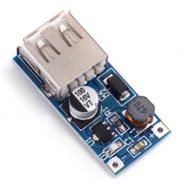 ماژول افزاینده DC-DC خروجی 5 ولت USB