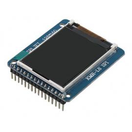 ماژول نمایشگر LCD TFT فول کالر 1.8 اینچ دارای چیپ درایور ST7735R
