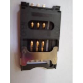 سوکت سیم کارت 6pin - پین درشت Simcard Socket