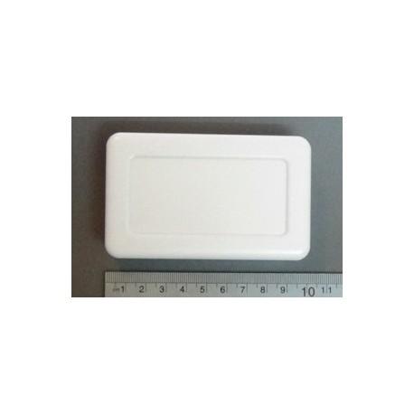 جعبه پلاستیکی CA004-4. رنگ سیاه