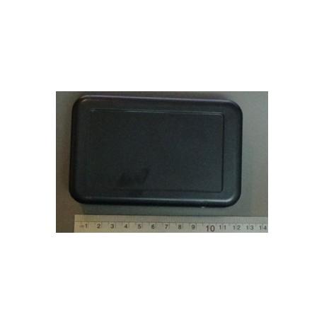 جعبه پلاستیکی CA004-3. رنگ طوسی